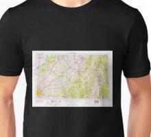 USGS TOPO Map Arkansas AR Blytheville 260579 1956 250000 Unisex T-Shirt