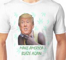 Make America Blaze Again - Donald Trump Unisex T-Shirt