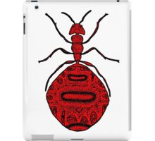 Honeypot Ant Red iPad Case/Skin