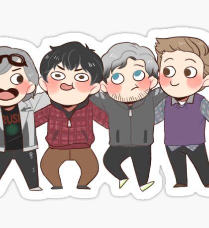 GOTTA GO FAST! Sticker