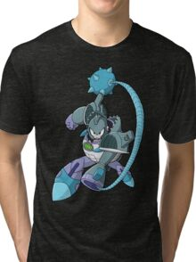 Attack of the Sharkticon Tri-blend T-Shirt