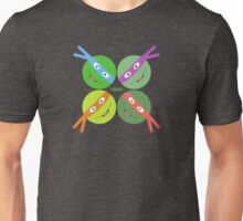 TMNT Heads Up! Unisex T-Shirt