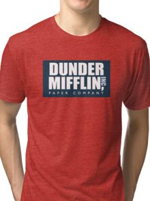 the office Tri-blend T-Shirt