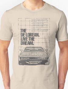 NEW Men's Retro Car T-Shirt T-Shirt