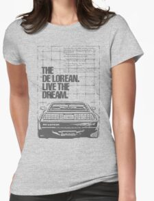 NEW Men's Retro Car T-Shirt Womens Fitted T-Shirt