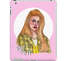 Cher Horowitz iPad Case/Skin