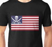 American Pirate Unisex T-Shirt