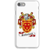 Sutherland  iPhone Case/Skin