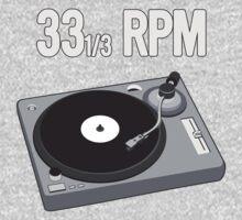 33 RPM Kids Clothes