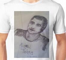 Andrew Johns Portrait Unisex T-Shirt
