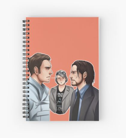 X-men - Days of Future Past Spiral Notebook