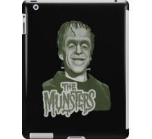 Herman Munster The Munsters Classic TV iPad Case/Skin