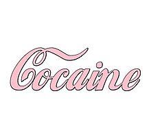 Coca.  Photographic Print