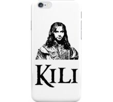 Kili Portrait iPhone Case/Skin