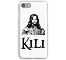 Kili Portrait iPhone Case/Skin
