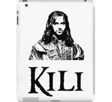 Kili Portrait iPad Case/Skin