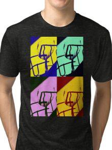 Strange feeling Tri-blend T-Shirt