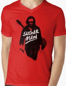 Sixto Rodriguez   Sugar Man Mens V-Neck T-Shirt