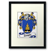Temple (Ravelrig) Framed Print