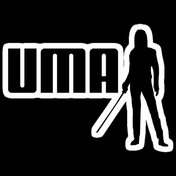 P-UMA (A Kill Bill take on Puma) by rorylando45