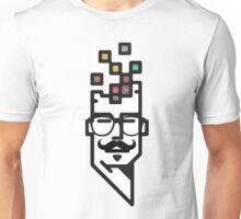 Henry Hipster! Unisex T-Shirt