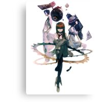 Steins;Gate Canvas Print