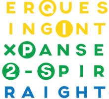 Gay Bee Cee's [Crossword Edition] Sticker