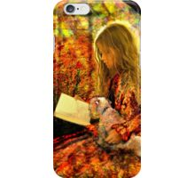 A Corner of the Garden iPhone Case/Skin