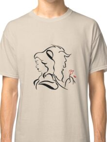 Beauty and the beast  logo Classic T-Shirt