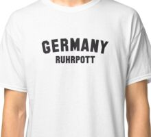 GERMANY RUHRPOTT Classic T-Shirt