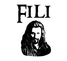 Fili Portrait Photographic Print