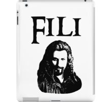 Fili Portrait iPad Case/Skin