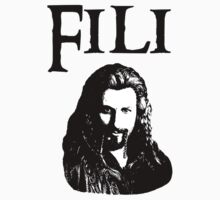 Fili Portrait T-Shirt