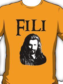 Fili Portrait T-Shirt