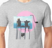 In the right place Unisex T-Shirt