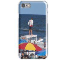 Keeping Watch iPhone Case/Skin