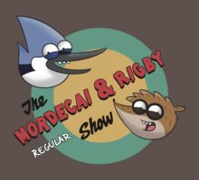 The Mordecai & Rigby Show Kids Clothes