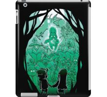Gravity Falls - Face your Villains iPad Case/Skin