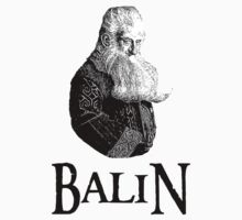 Balin Portrait by Elly190712
