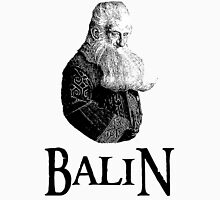 Balin Portrait Men's Baseball ¾ T-Shirt