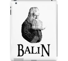 Balin Portrait iPad Case/Skin