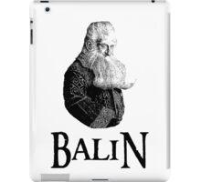 Balin Portrait iPad Case/Skin