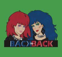 Kimber & Stormer - Back to Back Kids Tee