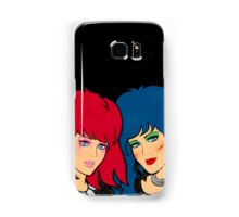 Kimber & Stormer - Back to Back Samsung Galaxy Case/Skin