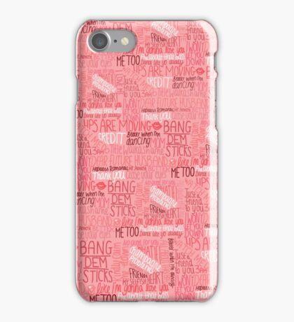 MTRAIN iPhone Case/Skin
