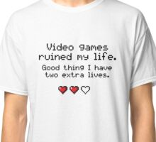 Extra Lives Classic T-Shirt