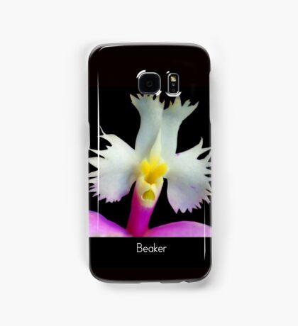 Beaker - Orchid Alien Discovery Samsung Galaxy Case/Skin