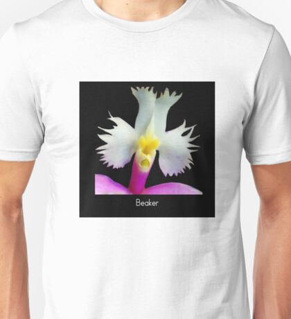 Beaker - Orchid Alien Discovery Unisex T-Shirt