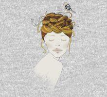 Nest Hair One Piece - Short Sleeve