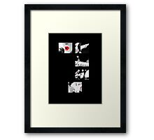 Let the music play - Jem and the Holograms Framed Print